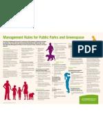 Park Management Rules FINAL Feb 2013