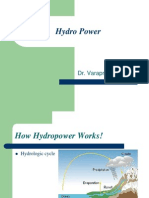 HYDRO ELECTRIC POER IN INDIA