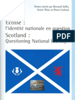The Scottish Political Scene Today, Nantes Conference, Oct 07