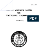 2-1968-Route Marker Signs for National Highways