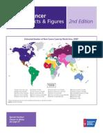 Global Cancer facts Figure Dünyadaki kanser haritaları