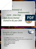 Journal of Antivirals & Antiretrovirals