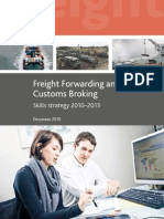 Freight Forwarding Skills Strategy