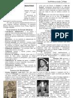 O ESTADO MODERNO E O ABSOLUTISMO MONÁRQUICO.docx