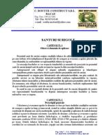 2.Caiet de Sarcini-Santuri Si Rigole