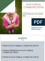 Non-Verbal Communucation 1