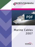 Catalogo Marine Prysmian