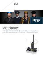 MOTOTRBO Analog Trunked Radios Brochure (1)