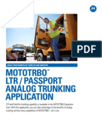 MOTOTRBO LTR Passport Fact Sheet