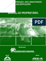 Manual do proprietario - SINDUSCON.PE - POLITECH.pdf
