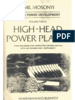 Hydropower (Mosonyi) Vol II-A