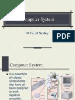 Computer System Presentation