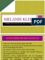 Melanie Klein Power