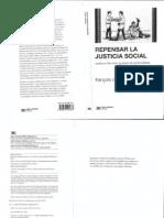 DUBET_ Justicia Educativa RepensarJusticiaSocial