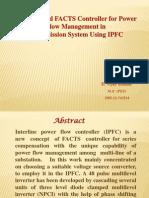 IPFC Controller