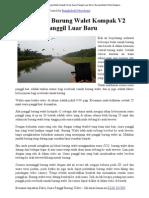 Alat Panggil Burung Walet Kompak V2 Dan Suara Panggil Luar Baru _ Burung Walet Online Malaysia