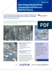 High Voltage Reactive Power Brochure GB