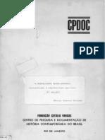 A Brasilidade Verde Amarela - Nacionalismo e Regionalismo Paulista