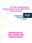 PPT ON WORKFORCE CHALLENGES
