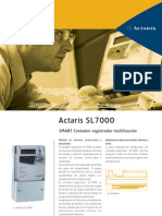 Manual Actaris Mederco Sl 7000