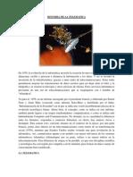 Historia de La Telematica