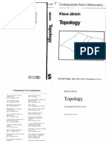 Janich Topology Ch1-2