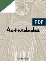 Actividades Asterisco