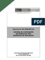 2008MTC Barreras Seguridad