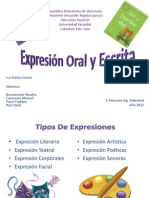 expresinoralyescritafroilany-121029232958-phpapp01