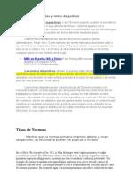 SEM7.Normas Imperativas y Normas Dispositivas