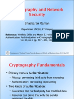 Security Overview-Cryptography and Network Security