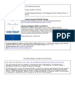 Parental Alienation, DSM-V, and ICD-11