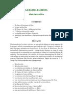 LA IGLESIA GLORIOSA - WATCHMAN NEE.pdf