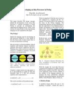 Developing Idea Processor (Axon2000)