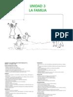 UI Preprimaria - Unidad 3 - La Familia[1]