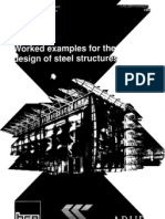 28430301 Worked Examples for the Design of Steel Structures Euro Code