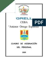 Cap Ceba Aoe-2009