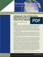 Tombe Naim Dutch Disease (Final)