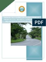 Instructivo Proyectos de Mov Tierra-Vialidad-Demarcacion