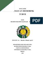COVER (Gangguan Dismorfik Tubuh)