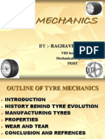 Tyre Mechanics