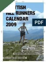 SHR Calendar 2009