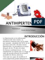 presentacion antihipertensivos