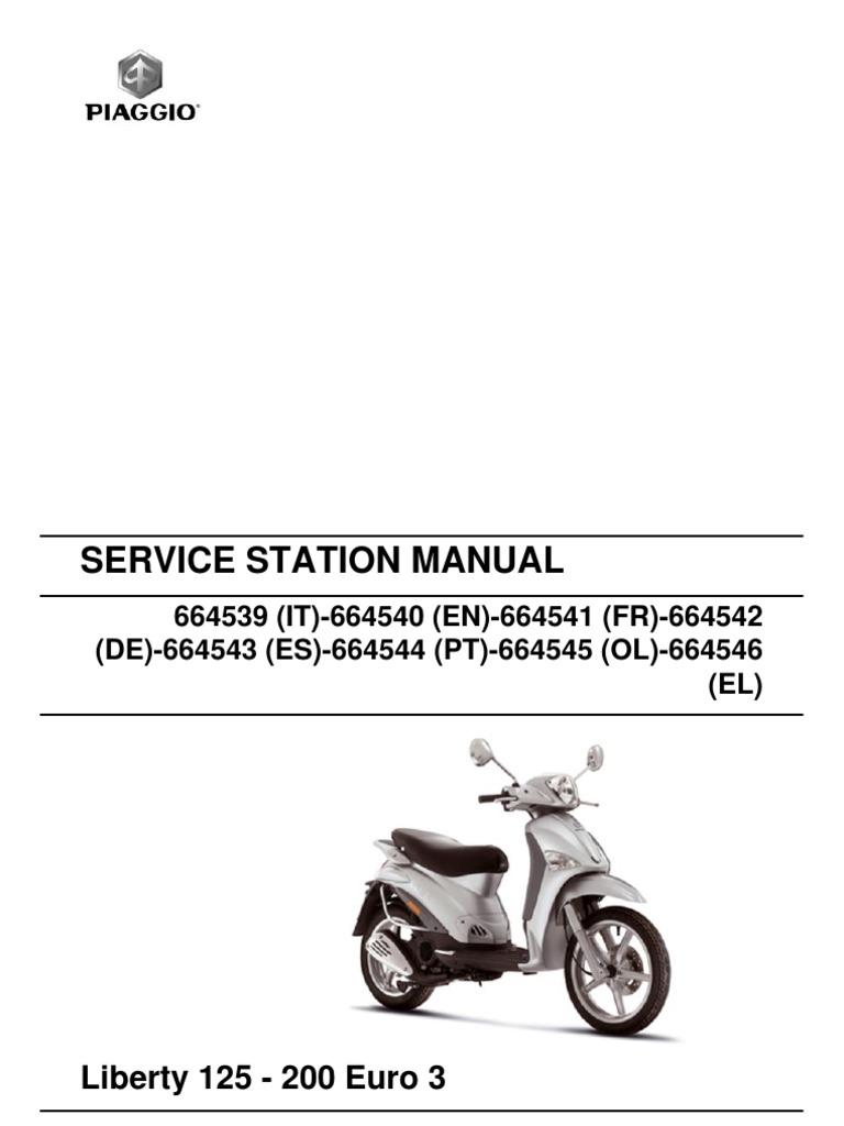 ... Download Image 768 X 1024. manual usuario piaggio liberty 125 4t -  video dailymotion manual ...