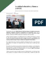 04-03-2013 Sexenio - RMV premia calidad educativa y llama a la unidad del SNTE.pdf