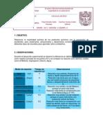 PRÁCTICA No. 2. NORMAS INTERNACIONALES DE SEGURIDAD EN UN LABORATORIO.
