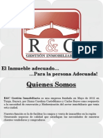 R&C Gestion Inmobiliaria