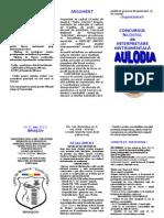 Reg. Aulodia 2013