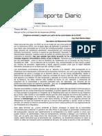 Reporte Diario 2349