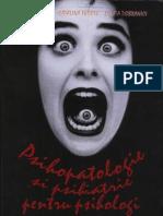 FLORIN TUDOSE - Psihopatologie Si Psihiatrie Pentru Psihologi Copy